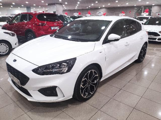 Ford focus 1.5 ecoboost 135kw st-line 182 5p