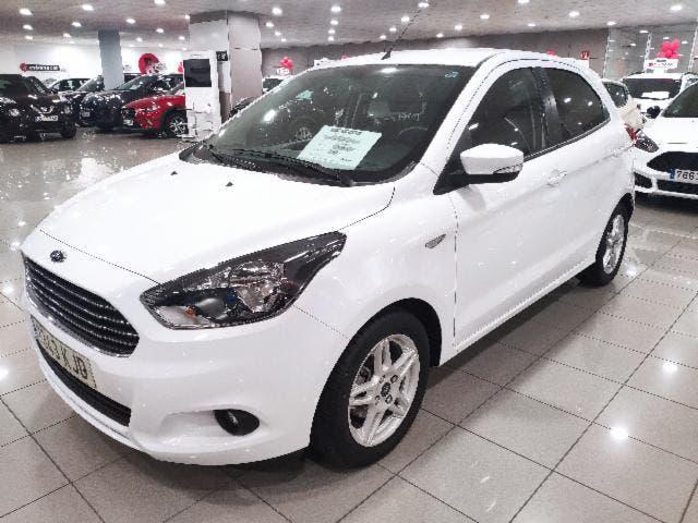 Ford ka 1.2 ti-vct 63kw ultimate 85 5p