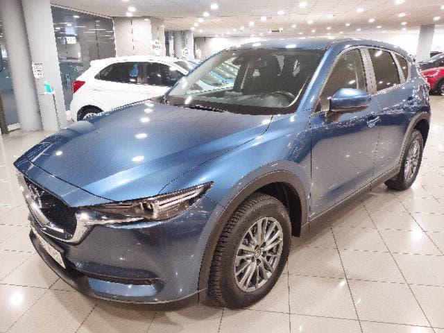 Mazda cx-5 2.2 d 110kw evolution 2wd aut 150 5p