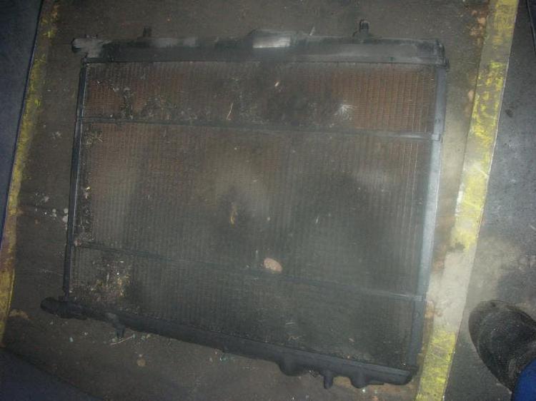 Radiador de agua citroen xsara picasso 1999 2002