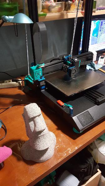 Trabajos en impresora 3d