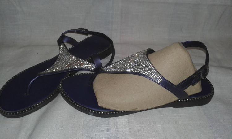 Zapatos planos abiertos lentejuelas s7star - 39