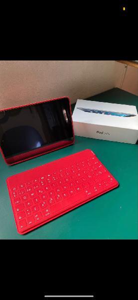 Ipad mini 2 wifi retina 16 gb funda teclado