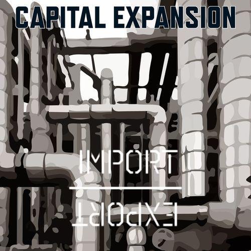 Import/export: capital (inglés)