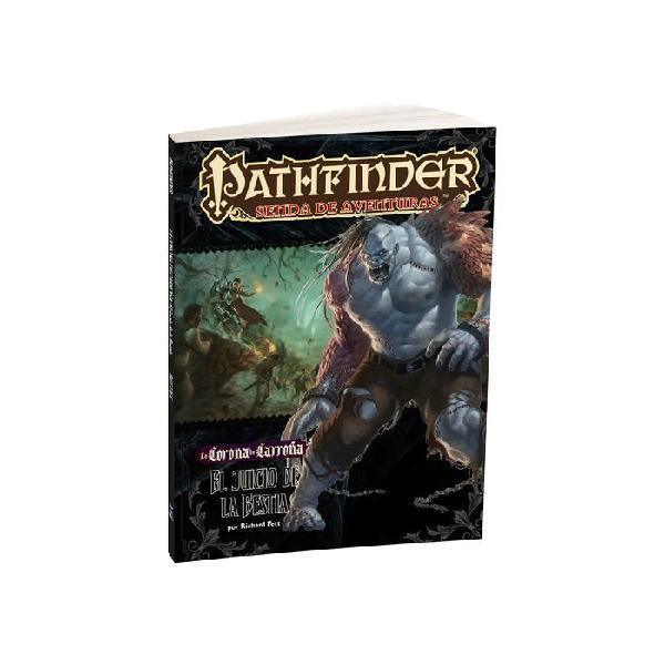 Pathfinder, la corona de carroña 2: el juicio de la bestia