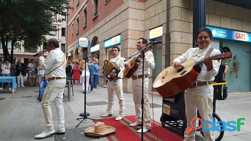 Mariachis DOMÍNGUEZ en Vitoria Bilbao 637868160