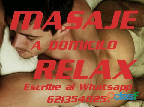 Masajes relaxxx