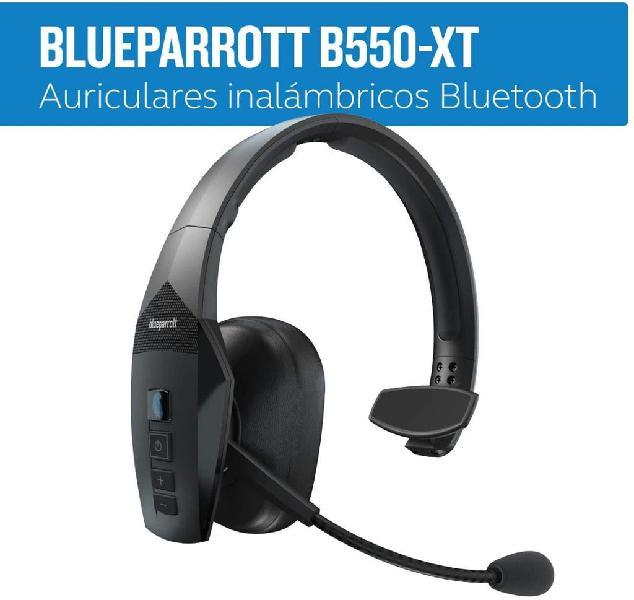 Auricular jabra blueparrott b550-xt pic,op