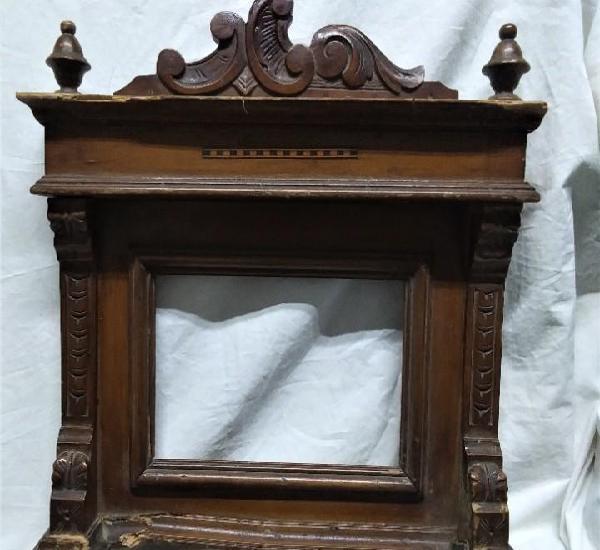 Antiguo marco para restaurar (principios s.xx) madera maciza