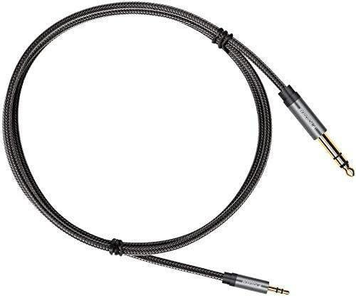 Cable de 5 metros hifi digital 6.35-6.35mm