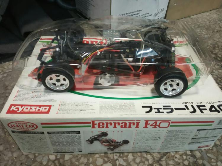 Ferrari f40 rc 1/10