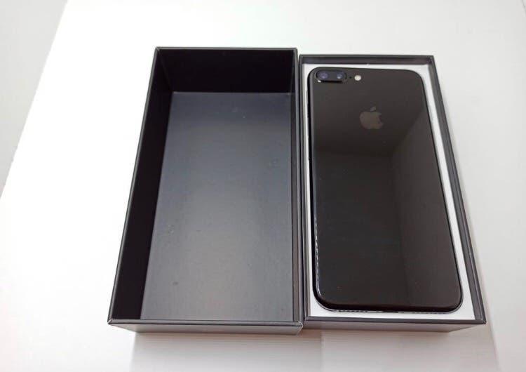 Iphone 7 jet black nuevo