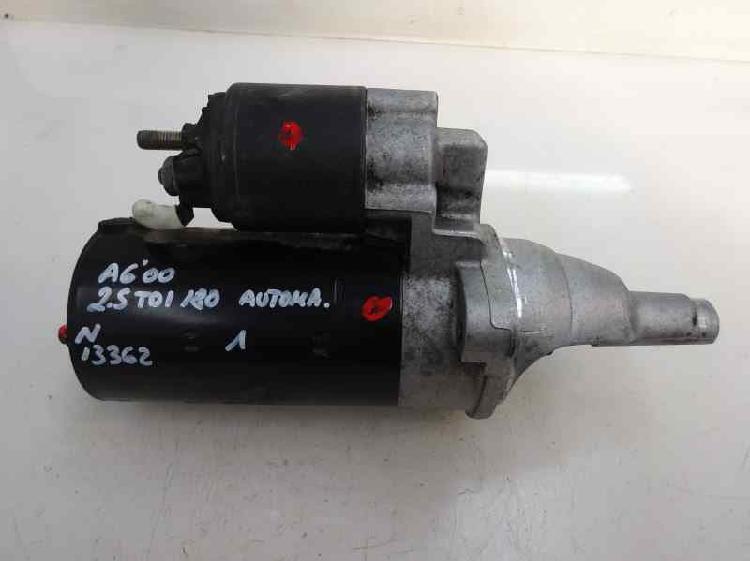 Motor arranque audi a6 avant (4b5) 108890