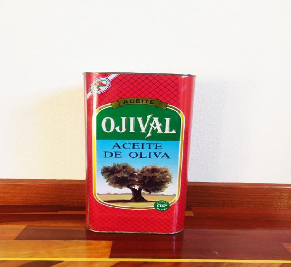 Nuevo conserva antigua lata aceite años 90 oliva ojival