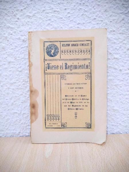 Viene el regimiento! (1925)
