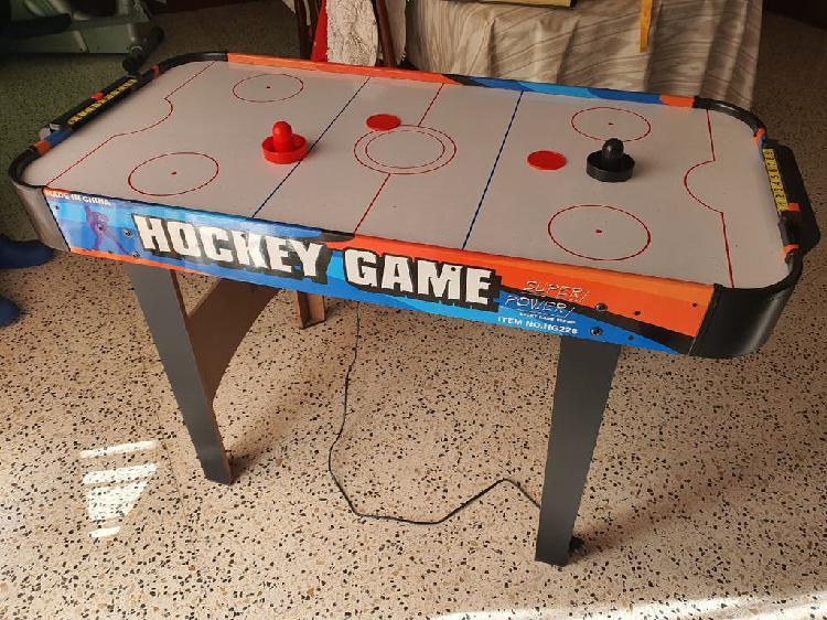 Mesa hockey de aire