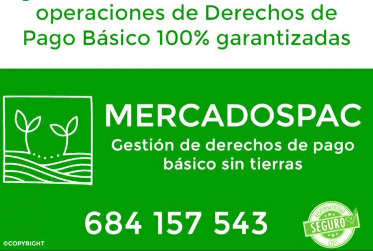 Derechos pago básico región 22.1 o 2201 / 21.1 o 2101 /