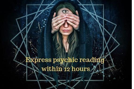 Lectura psíquica precisa 1 pregunta respondida dentro de 12