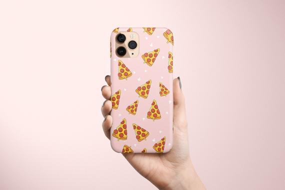 Pizza iphone 12 pro snap cases   iphone 12 case   iphone 11