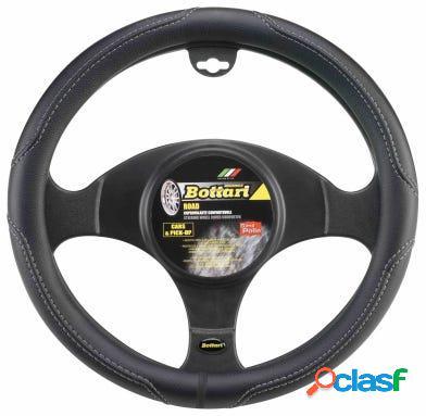 Funda coche volante ø38cm simil piel negro road bottari 16284