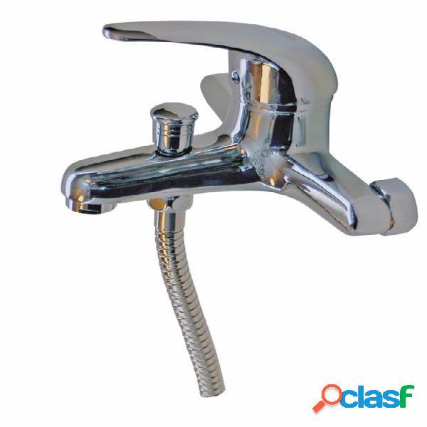 Grifo baño bañera vivahogar laton cromo javea monomando vh119653