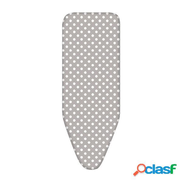 Idea para Todo Tipo de Tabla Planchar 119x39cm Funda Tabla Planchar,Funda de planchar,con Superficie de Suava,refleja el Calor y Vapor