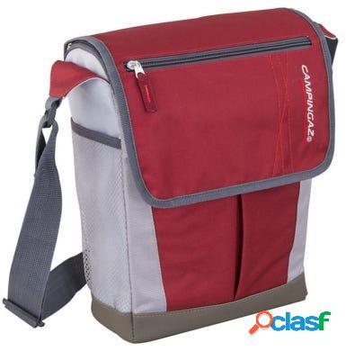 Nevera camping flexible 8 lt rojo/gris up.messenge campingaz