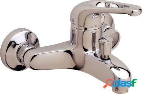 Grifo baño bañera monomando laton cromo aranjuez aquahome