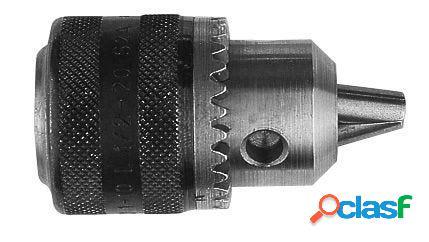 Portabrocas taladro llave reversible rosca hembra 13 mm 1/2'' bosch