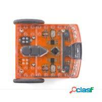 Robot educativo 7,9x3,6x6,4cm programable edison edison v2.0 edip463