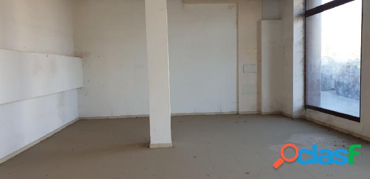 Local comercial en alquiler de 80 m2 zona ametllers de manresa