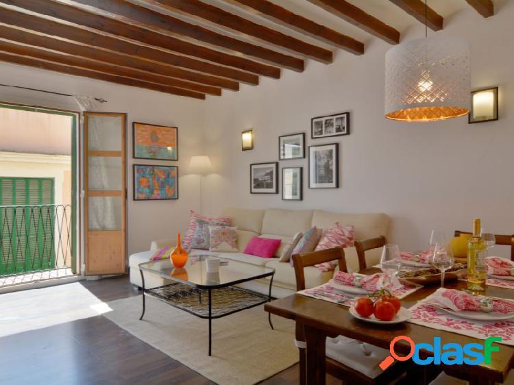 Mallorca next properties - alquiler apartamento junto ramblas 2 dormitorios