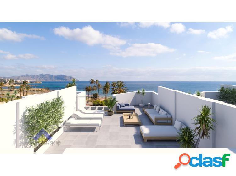 Appartement aan strand van mazarron