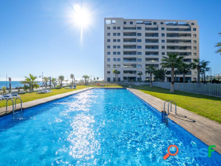Apartamento con impresionantes vistas al mar en panorama mar, punta prima
