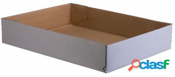Bandeja cartón 270 x 205 x 50
