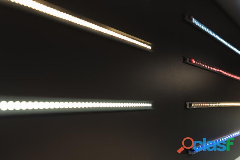 Tiras LED para viviendas y comercios