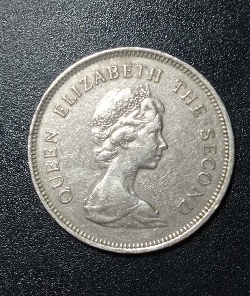 1 dollar hong kong 1980