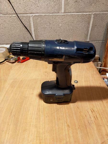 Atornillador de batería 18v
