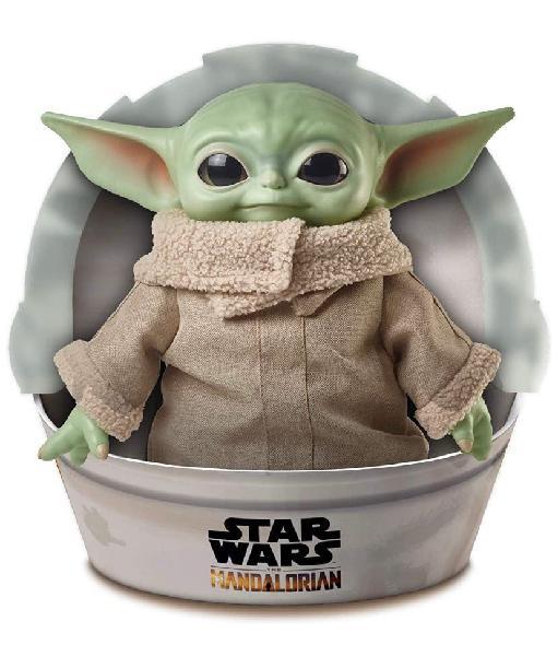 Baby yoda the child peluche mandalorian star wars
