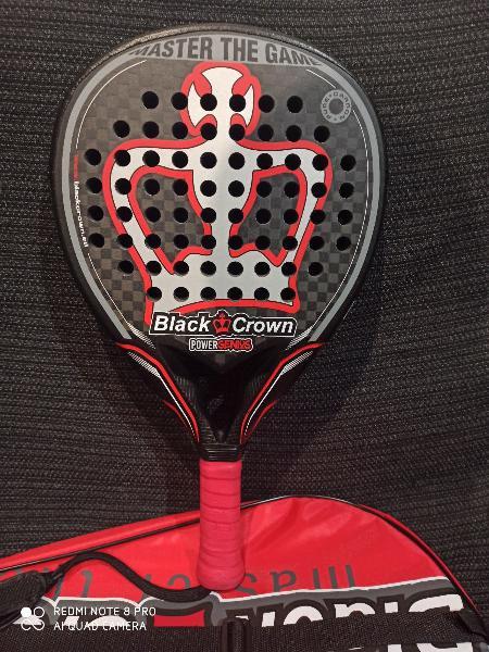 Black crown power genius