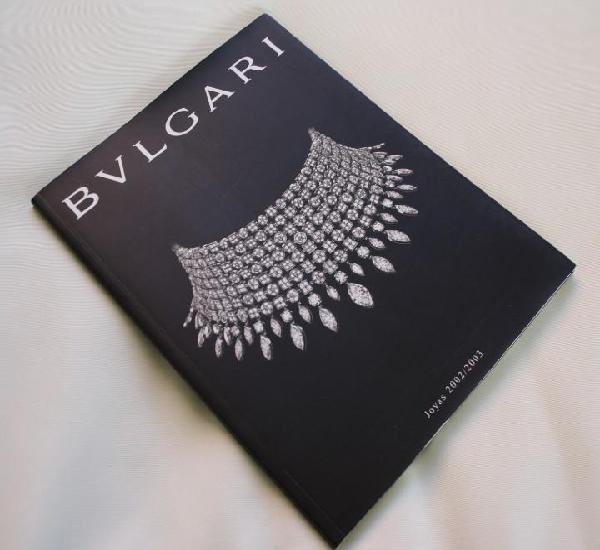 Catalogo espectaculares joyas de la prestigiosa firma