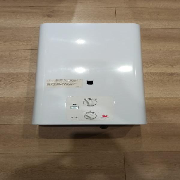 Calentador gas butano saunier duval opalia c11e