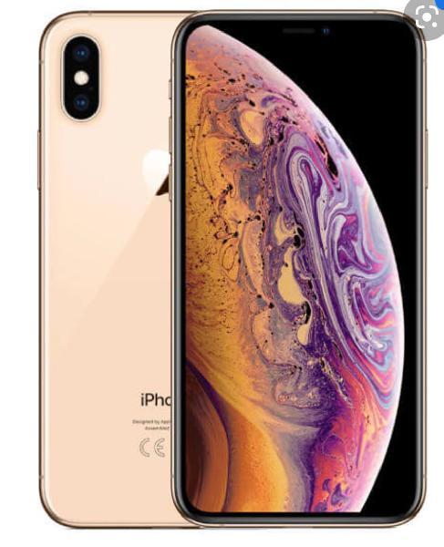 Iphone xs max 512gb precintado con factura