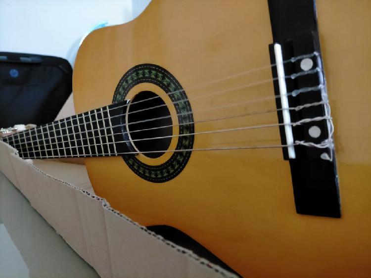 Palma pl12 - guitarra clásica tamaño 1/2
