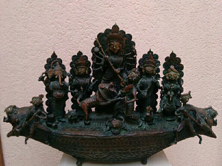 Pieza única panteón hindú