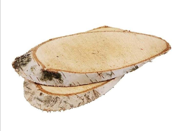 Posavasos madera natural