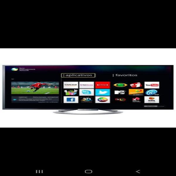 """Smart tv wifi sony 47"""" 3d"""