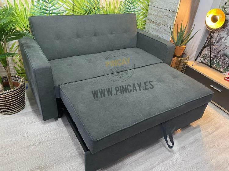 Sofá cama nuevo de 170cm 33€ mensuales