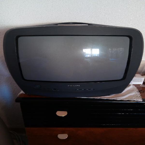 Televisión 14 pulgadas philips --- 5€