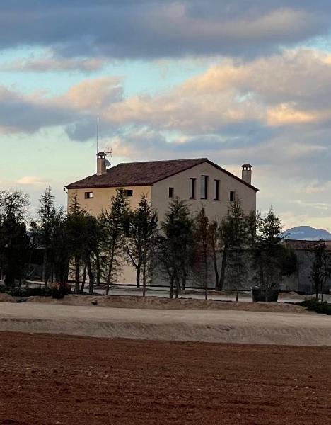 Trabajo en la masía , terrassa (barcelona)